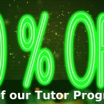 Tutoring in the Summer and a Big discount.